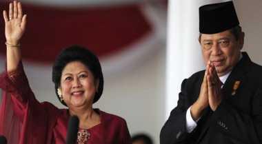 FOTO: Doa Ani Yudhoyono Memperingati 40 Tahun Pernikahan