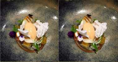 FOTO: Wow, Mewahnya Dessert Racikan Chef Reynold Poernomo