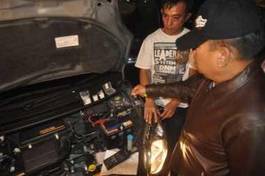Residivis Pengedar Sabu Ditangkap saat Razia