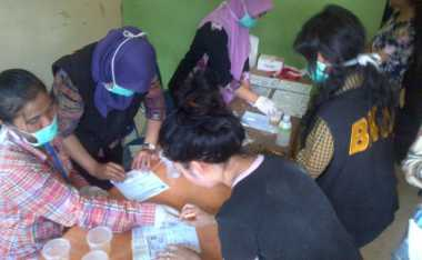 Sejumlah Anggota DPRD, TNI & Polri di Binjai Memakai Narkoba