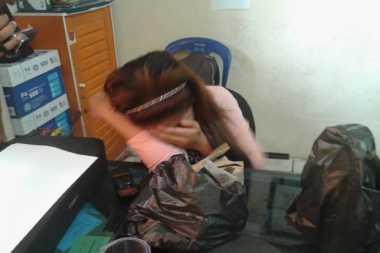 Polresta Palembang Bongkar Prostitusi via Medsos