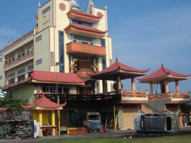 Kerusuhan Tanjung Balai, Pemuka Agama Buddha Tak Salahkan Siapa pun!