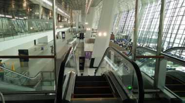Sistem Keamanan Bandara Baru Jakarta Bakal Terkuat di Dunia