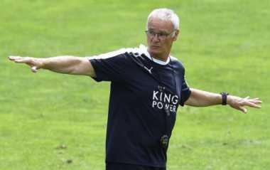 Ranieri: Kami Ingin Lebih Baik dari Musim Lalu