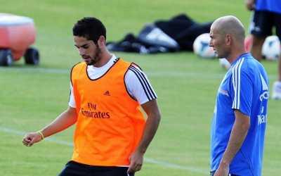 Real Madrid Baru Mendatangkan Satu Pemain, Zidane Santai