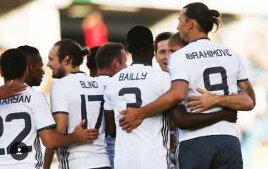 Man United Lumat Galatasaray 5-2
