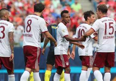 Bayern Munich Taklukkan Inter dengan Skor 4-1