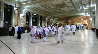 Suara Jamaah Haji Indonesia Mulai Menggema di Masjidil Haram