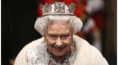 Tampil Memukau, Ratu Elizabeth II Beri Ucapan Selamat kepada Seluruh Atlet Britania Raya