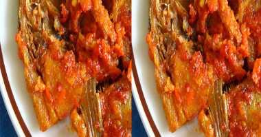 Murah Meriah, Masak Gabus Asin Balado untuk Makan Malam