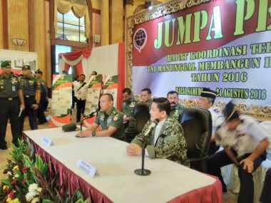 TNI Prioritaskan Daerah Terpencil dalam Program TMMD