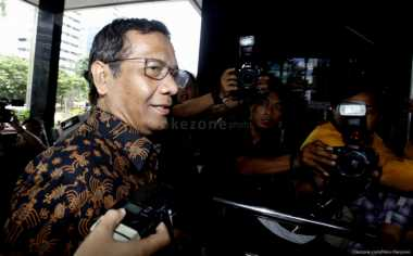 Mahfud MD: Ubah UU Hanya karena Arcandra Berlebihan