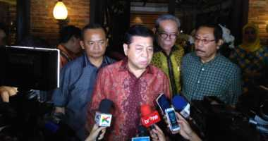 Setya Novanto & Wakil Ketua DPD Gelar Pertemuan Bahas Rumusan GBHN