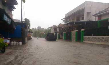 Drainase Buruk Diduga Biang Kerok Banjir di Padang
