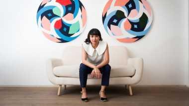 Inilah Sosok Wanita Indonesia Si Penggambar Kota di Luar Negeri