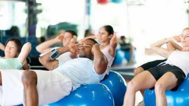 Manfaat Berolahraga di Tempat Gym