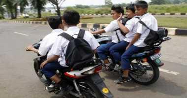 Polantas Berharap Pendidikan Lalu Lintas Masuk Kurikulum