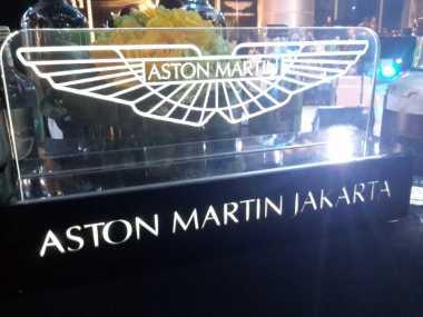 Pasar Mobil Mewah Lesu, Aston Martin Jakarta: The Show Must Go On!