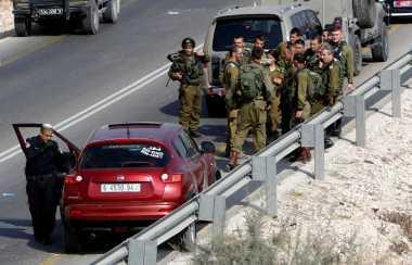 Tusuk Tentara Israel ketika Didekati, Pria Palestina Ditembak Mati