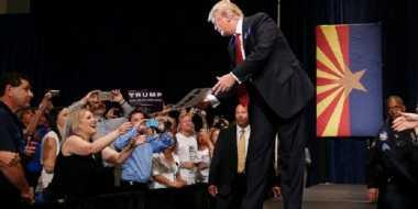 Polling Sementara: Suara Trump Unggul di Arizona