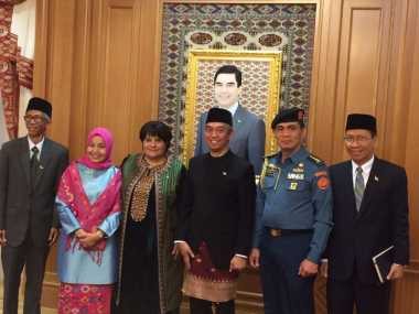 Indonesia-Turkmenistan Perkuat 24 Tahun Kerjasama Bilateral