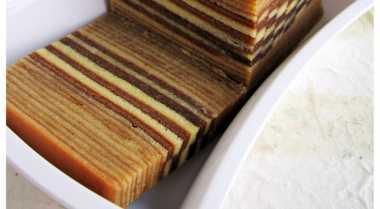 Chef Bara: Pantas, Kue Lapis Legit Jadi Kue Terlezat di Dunia