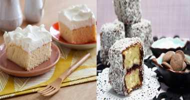 5 Sponge Cake Masuk dalam Daftar 17 Kue Terlezat di Dunia