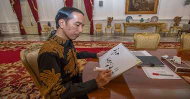 Agenda Jokowi Internal, Wantimpres Kedatangan Tamu