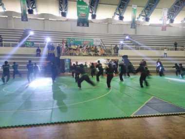 Jawa Timur Raih Juara Umum Lomba Silat Pagar Nusa