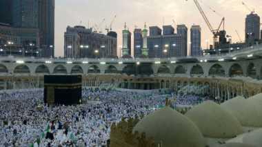 Sepertiga Total Jamaah Haji Indonesia Sudah di Makkah