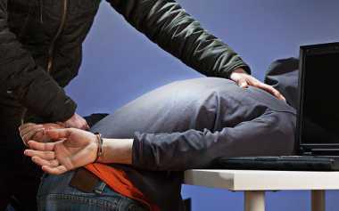 Disergap Polisi, Ompong Terkencing-kencing di Celana