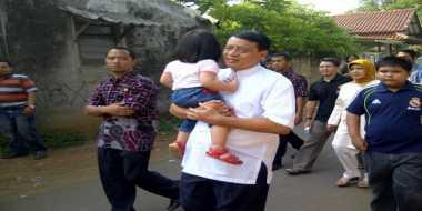 PAN Resmi Gabung ke Duet Wahidin-Andika di Pilgub Banten