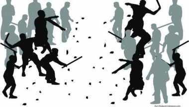 Penikam Anggota Polisi Tewas, Mapolres Meranti Diserang Warga