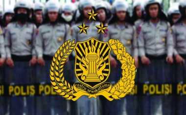 Polres Meranti di Serang, Brimob & Personel Dua Polres Dikerahkan