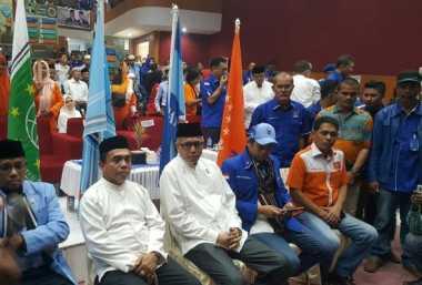 Irwandi-Nova Dikukuhkan sebagai Paslon Cagub Aceh