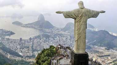 Pasca Olimpiade, Objek Wisata di Brasil Banjir Wisatawan