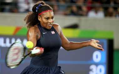 Steffi Graf Dukung Serena Pecahkan Rekor Grand Slam-nya