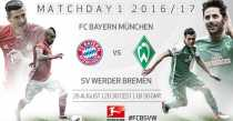 Bayern vs Bremen: Duel Berat Sebelah di Spieltag Pembuka