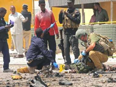 Bom Mobil Meledak Dekat Kedubes Turki di Somalia