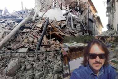 Italia Hentikan Pencarian Korban Gempa 6,2 SR di Desa Accumoli