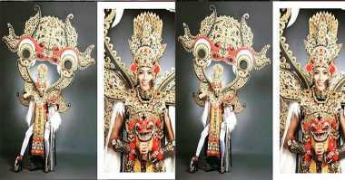 2.000 Kostum Megah akan Penuhi Jalan di Jember Fashion Carnaval 2016