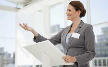 Hindari 7 Kata Ini dalam Presentasi Kerja Anda