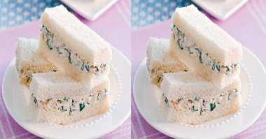 Lapar di Sore Hari? Bikin Sandwich Chicken Finger Aja!