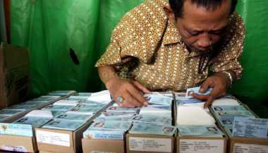 Blangko e-KTP di Tangerang Cuma Cukup untuk Satu Bulan