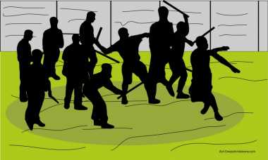 Polri Turun Tangan Usut Kasus Penyerangan di Mapolres Meranti