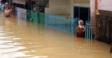 Banjir Aceh Surut, Ribuan Warga Mulai Kembali ke Rumah