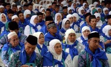 Jamaah Haji Asal Cilegon Dibekali Uang Rp300 Ribu per Orang