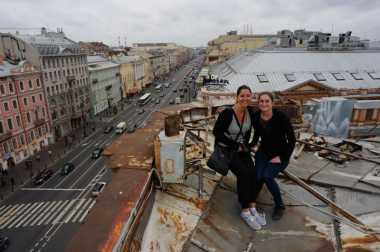 Rooftop Tour, Wisata Baru di Rusia