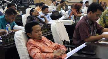 Tidur saat Rapat, Wakil Rakyat Malah Minta Kenaikan Dana Aspirasi Rp200 Juta