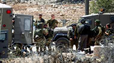 Pria Palestina Pengidap Gangguan Jiwa Ditembak Tentara Israel